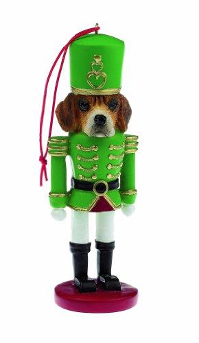 E&S Pets 35358-3 Soldier Dogs Ornament 3 Pack Nutcracker Ornaments