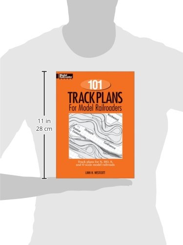 One Hundred and One Track Plans for Model Railroaders (Model Railroad Handbook, No. 3)