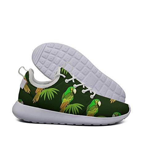 Green 1 Parrot Minimal Women ERSER Running Parrot Green Shoes 45wqwZSRx