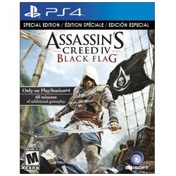 Ps4 assassins creed iv black flag special edition computer and ps4 assassins creed iv black flag special edition voltagebd Image collections