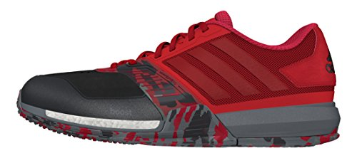 Adidas Crazytrain Øge Herre Kører Undervisere Sneakers Rojo (rojray / Rojpot / Negbas Aq6146 Dt8Qy