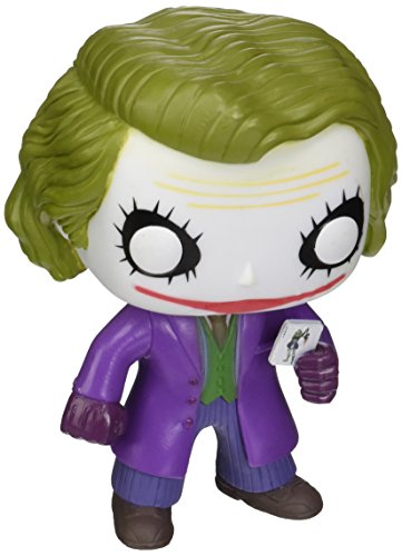 POP! Vinilo - DC Dark Knight Joker