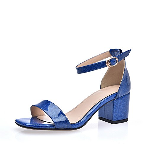 Donna AN Ballerine Blue AN Ballerine WXvnq7465