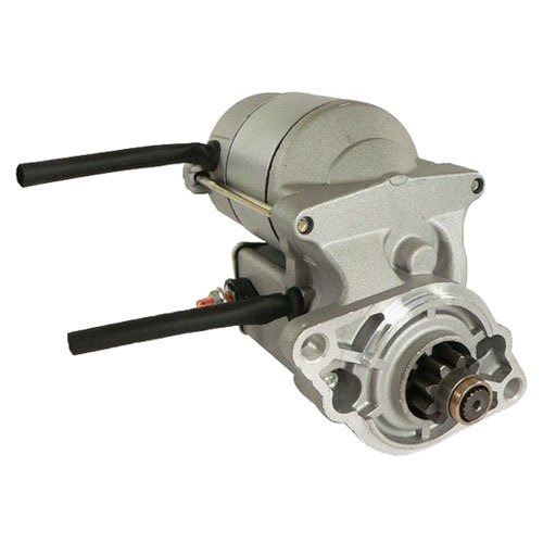 (DB Electrical SND0459 Starter For Kawasaki KAF620 Mule 3000 3010 3020 4000 4010 / 228000-8841 410-52117 21163-2124 21163-6010 K2116-32124 495266 49-5266)