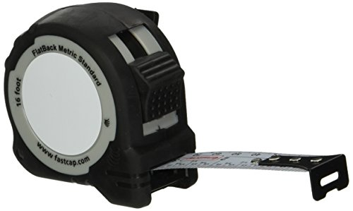 - FastCap PMS-FLAT-16 PMS Flatback Series Tape Measure 16 Foot