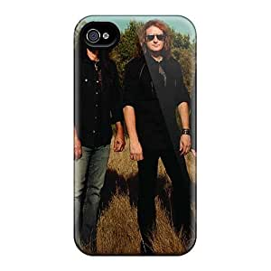 Iphone 4/4s GUs4301wdQh Support Personal Customs High Resolution Megadeth Band Pattern Bumper Hard Cell-phone Case -SherriFakhry