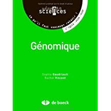 Genomique memento sciences bio