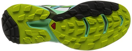 2 lucite Gecko Gree Salomon Blue Corsa Pro Multicolor Da Scarpe Women's Green Bubble Wings 7qwtU