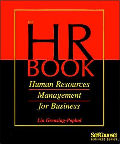 🏛️ Open source erp ebook download The HR Book: Human