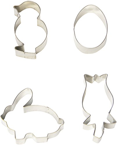 - Fox Run 3554 Springtime Cookie Cutter Set, Stainless Steel