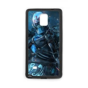 Samsung Galaxy Note 4 Cell Phone Case Black Defense Of The Ancients Dota 2 LICH 004 LK1551247