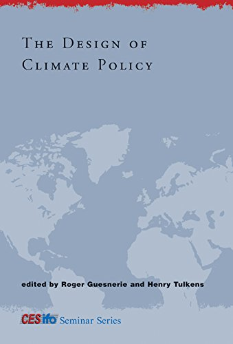 The design of climate policy cesifo seminar series english the design of climate policy cesifo seminar series english edition ebook roger guesnerie henry tulkens david f bradford sushama murty jean charles fandeluxe