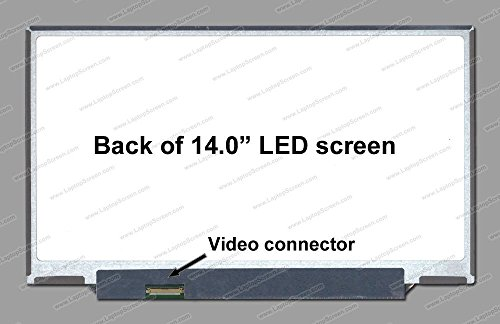 "14"" WXGA+ Matte LED Screen For IBM 0A66692"