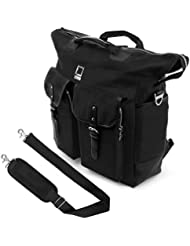 Lencca Universal Hybrid 3 in 1Design Carrying / Tote / Messenger / Crossbody / Backpack / Shoulder Bag for Apple...