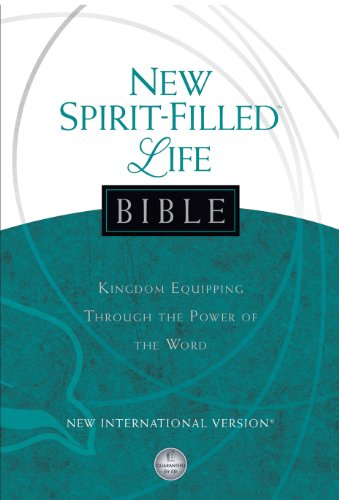 NIV, New Spirit-Filled Life Bible, eBook: Kingdom Equipping Through the Power of the Word (Signature)