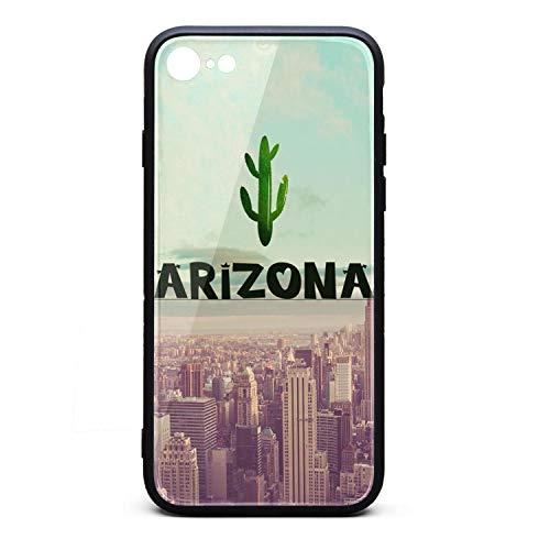 Classic iPhone 7/8 Mobile Phone Case Arizona Green Cactus iPhone 7 Basic Best iPhone 8 Case