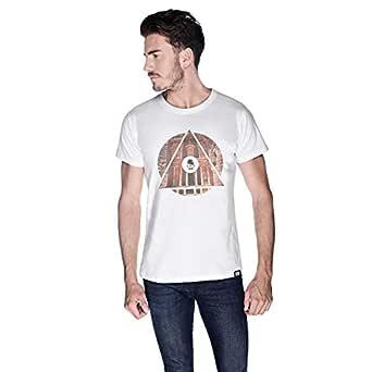 Creo Jordan T-Shirt For Men - L, White
