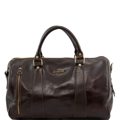 Al Hombro Bolso Tuscany Leather Mujer Para Piel Marrón Cerdo De RxTxwtn4Eq