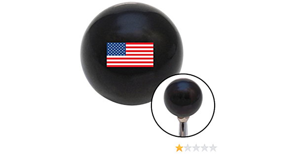 American Shifter 141246 Blue Metal Flake Shift Knob with 3//8-16 Insert