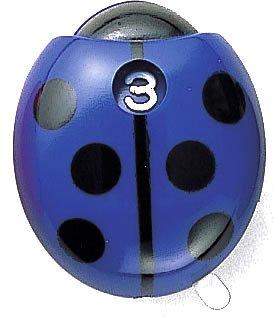 Tabata Score Counter, 1 to 9, Blue, w/o reset button, GV-0900 BL