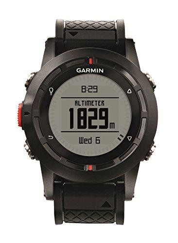 Garmin-Fenix-GPS-de-mano-temporizador-resistente-al-agua-pantalla-LCD-negro