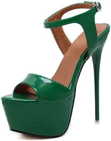 7a5814e60ef Shopping M - Green or Orange - 15 - Shoes - Women - Clothing, Shoes ...