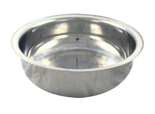 American Metalcraft Round Chafer - American Metalcraft CDWP18 Stainless Steel Water Pan for Adagio Series Round Chafers, Round