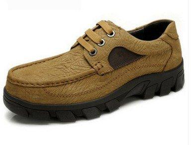L'uomo alta guida alla di qualit Casual scarpe Scarpe Skid vettura della wOwqzZ