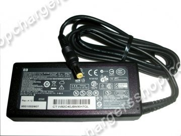 Adapter Notebook Business Ac Nc8000 - 239704-001 - HP 239704-001 18.5V 3.5A 65W AC ADAPTER FOR NC8000, NC6120