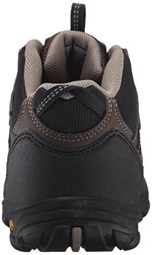 Keen Oakridge Mid Wp, Zapatos de High Rise Senderismo Unisex Niños Marrón (Cascade Brown/brindle)