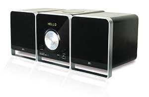 Best Buy Easy Sound Micro HiFi BT - Microcadena de 10 W (Bluetooth, MP3, FM, CD, CD-RW, USB), negro (importado)