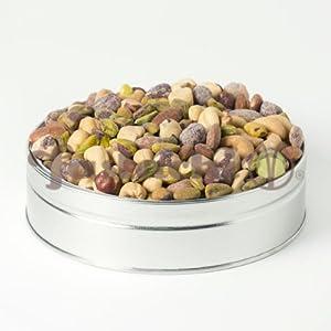 Fastachi® Nut Passion Gift Tin (Small) - Fastachi® Super Nut Mix