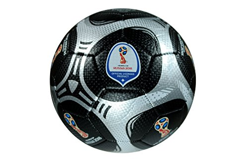 FIFA Official Russia 2018 World Cup Official Licensed Size 5 Ball 05-5 by FIFA