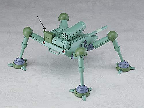 Abitate F35C Blizzard Gunner 1:72 Scale Plamax Model Kit Max Factory Combat Armors Max15 Fang of The Sun Dougram