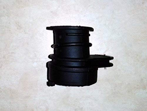 CTS INTAKE MANIFOLD ADAPTER (ROUND TYPE) FITS HUSQVARNA 362 365 371 372 375K CHAINSAWS REPLACES OEM 503743901 or ()