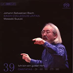 Bach Cantatas Vol. 39