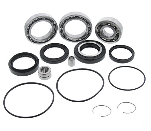 Honda FourTrax 300 TRX300 Rear Differential Bearing and Seal Kit Atv Rear Differential