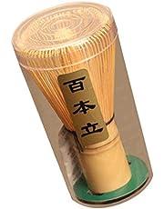 1 st bambu matcha pulver visp verktyg matcha bambu visp för japansk matcha te ceremoni set miljövänligt och praktiskt