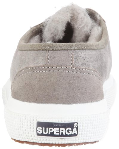 2750 Superga Gris de ante Zapatillas S003T20 SHEARLINGU fashion unisex 1vrvdw