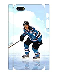 Special Cool Design Hipster Handmade Hard Hockey Athlete Phone Shell Skin for Iphone 5 5S Case