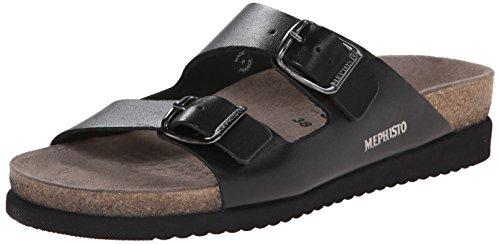 Waxy Mephisto Women's Sandal Harmony Black xRfSaqf
