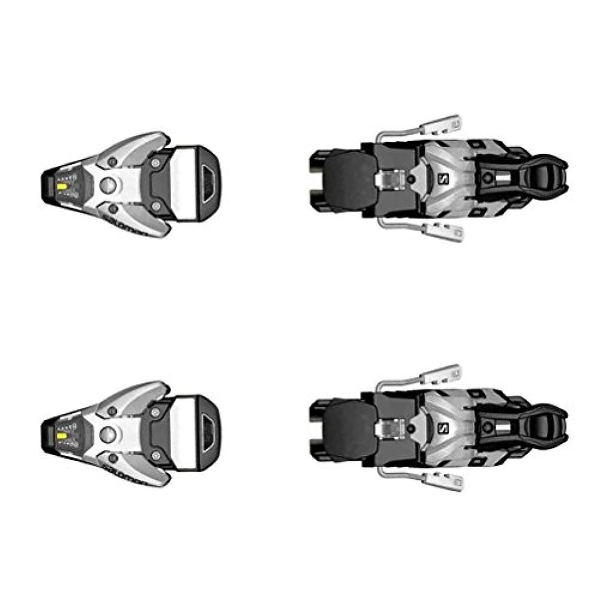 [해외] SALOMON살로몬【L35368500】스키 빈딩 단품 어른용 프리 프리 라이드 STH2 WTR13SIL×BLK C100