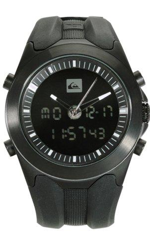 Quiksilver M099AR/2/BLK - Reloj de caballero de cuarzo: Amazon.es: Relojes