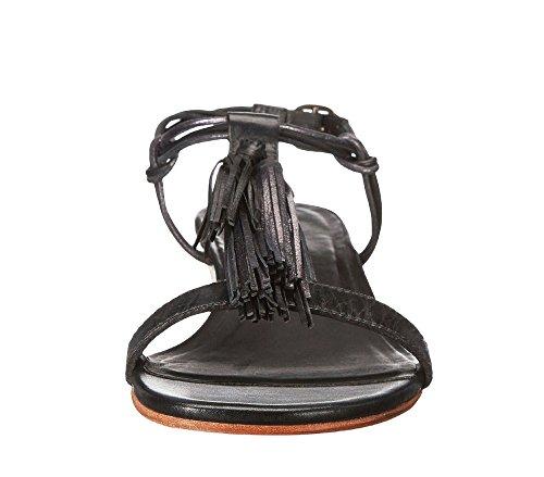 negro Vestir Mujer Para Sandalias de 11sunshop w0SEXcqw