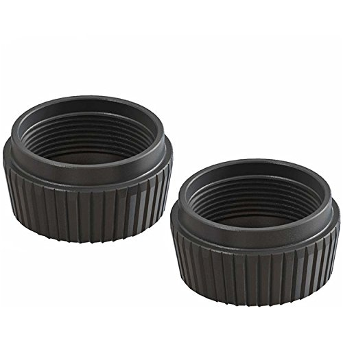 ARRMA Shock Cap Lower Aluminum, Black (2): 6S, ARAC8967