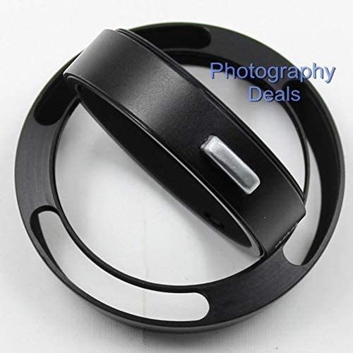 FidgetFidget New Metal Lens Hood for Leica 12585 Summicron M 35mm 50mm F2.8 F3.5 Lens
