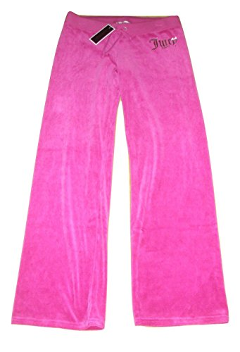 Juicy Couture Velour Drawstring Pants - 5