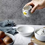 Lovely Ceramic Chick Egg Separator - Colormix