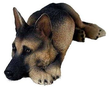 Conversation Concepts German Shepherd Tan Black My Dog Figurine