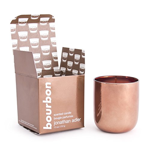 - Jonathan Adler Bourbon Pop Scented Candle